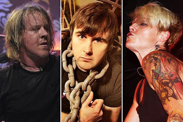 Fear Factory Napalm Death Otep