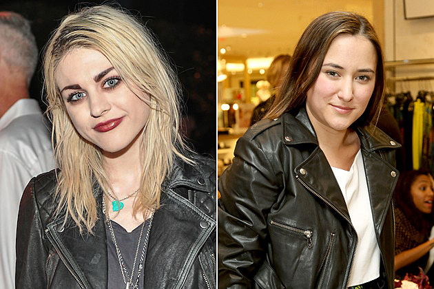 Frances Bean Cobain Zelda Williams