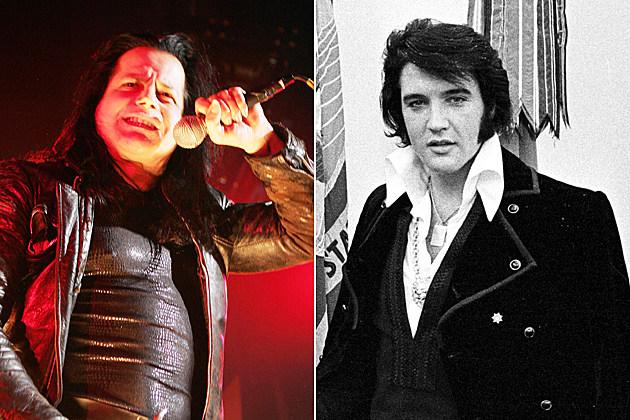 Glenn Danzig Elvis Presley