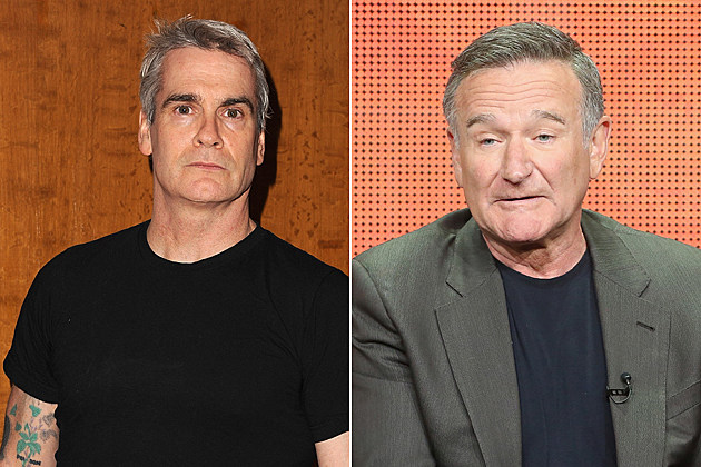 Henry Rollins Robin Williams