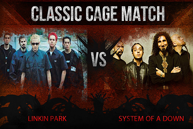 Linkin Park vs System of a Down