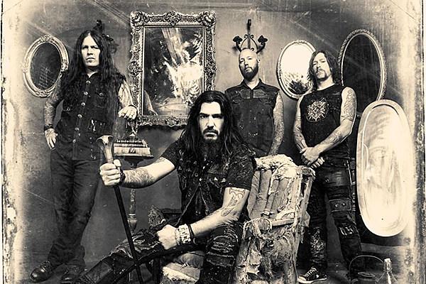 Machine Head Unveil 'Bloodstone & Diamonds' Album Details