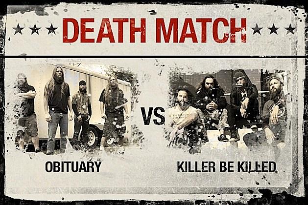 Obituary vs. Killer Be Killed