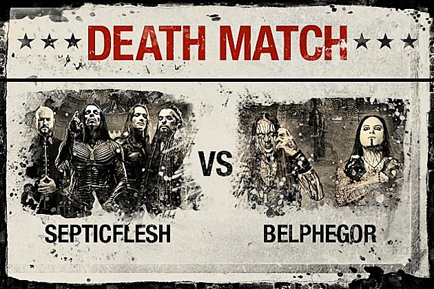 Septicflesh vs. Belphegor