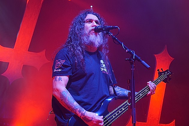 Tom Araya Tattoos