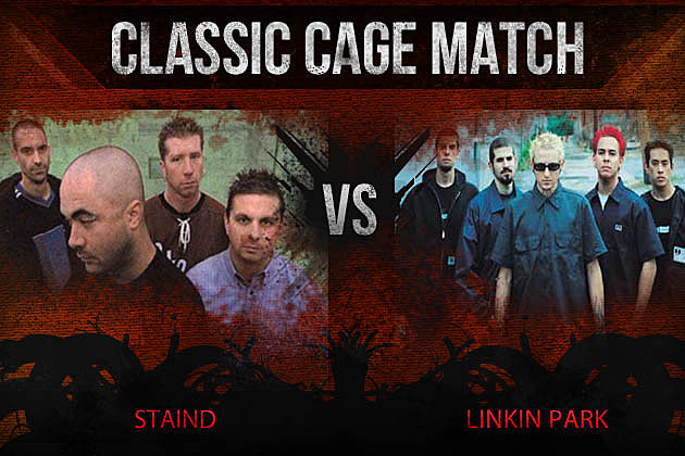 Staind vs Linkin Park