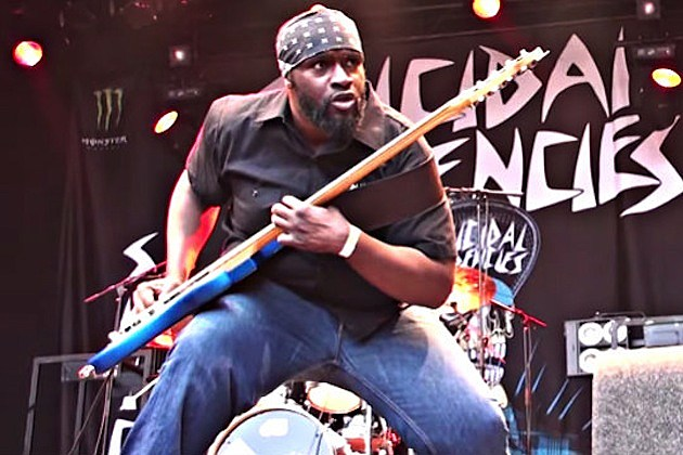 Suicidal Tendencies Tim Williams