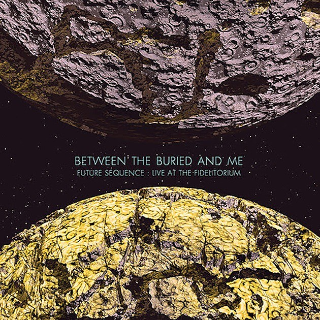 Between the Buried and Me Future Sequence DVD