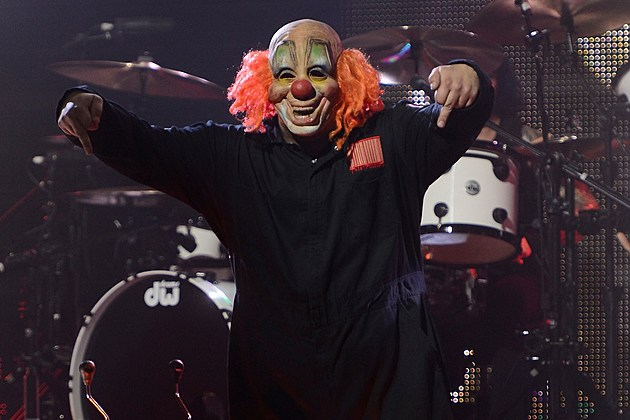 Slipknot's Shawn Clown Crahan