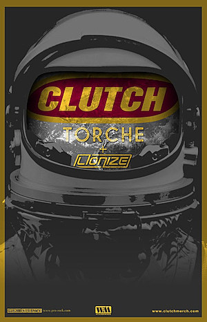 Clutch tour dates in Perth