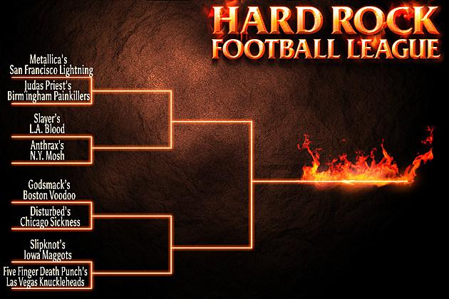 Slipknot's Iowa Maggots vs. 5FDP's Las Vegas Knuckleheads: Hard ...