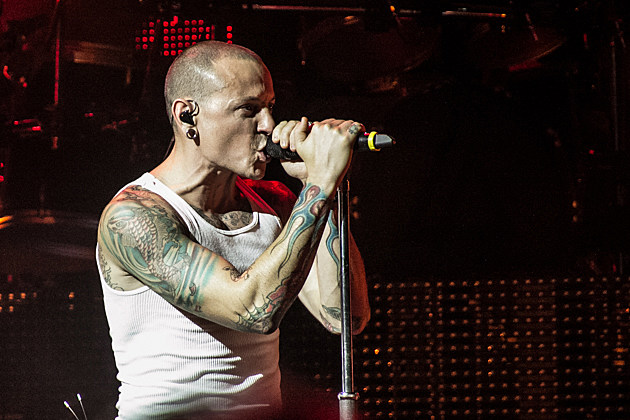 Linkin Park Chester Bennington
