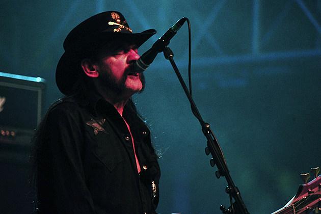 Motorhead Lemmy Kilmister