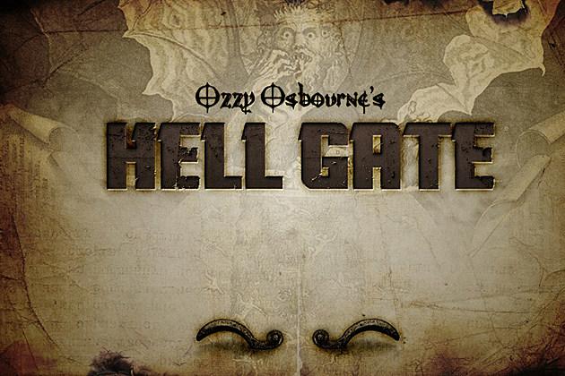 Ozzy Osbourne's Hell Gate