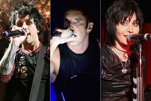 Green Day / Nine Inch Nails / Joan Jett
