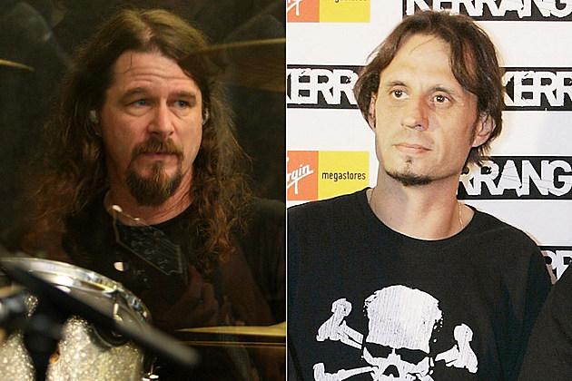 Paul Bostaph / Dave Lombardo