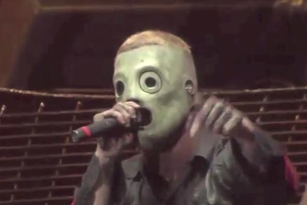 Corey Taylor Makeup Slipknot's Corey Taylor
