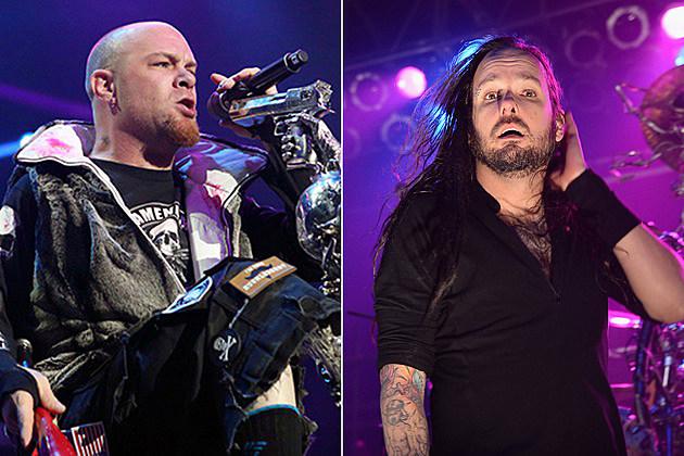 Five Finger Death Punch Korn