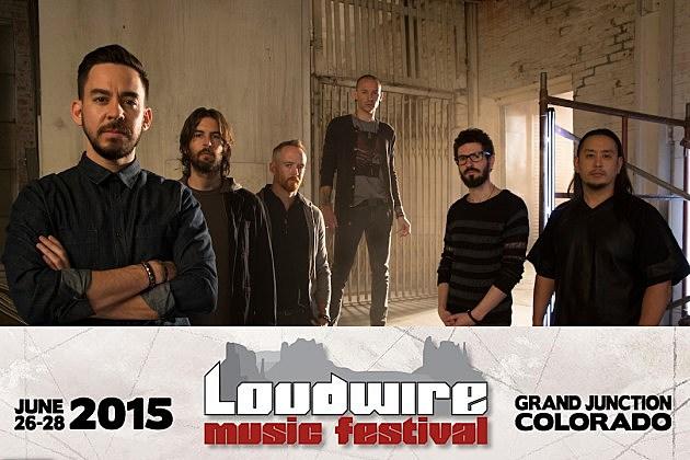 Linkin Park Loudwire Music Festival