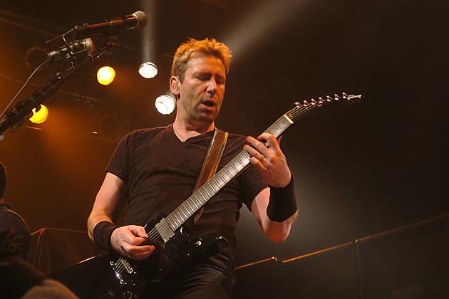 Nickelback Chad Kroeger