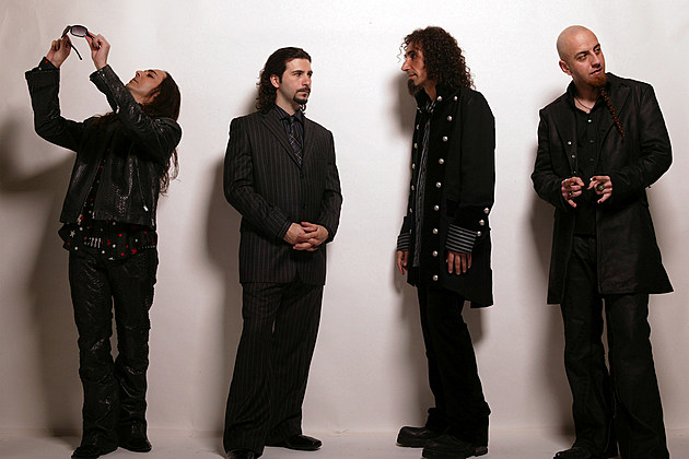 system of a down system of a down Toxicity System Of A Down Video