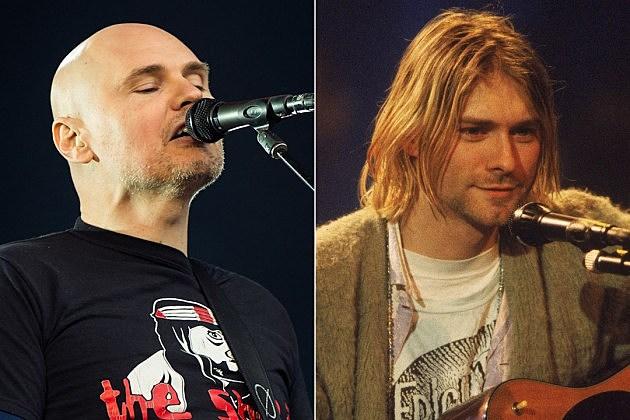 Billy Corgan / Kurt Cobain