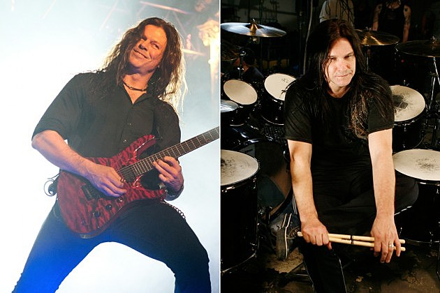 Chris Broderick Shawn Drover