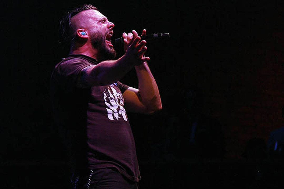 Killswitch engages jesse leach books first spoken word show m4hsunfo