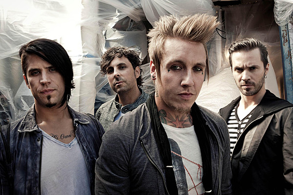 Papa Roach Unveil Never Have To Say Goodbye