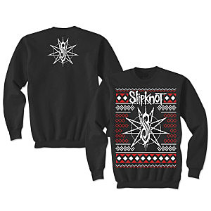 Slayer and Slipknot Ugly Christmas Sweaters Available