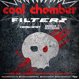 Coal Chamber Tour