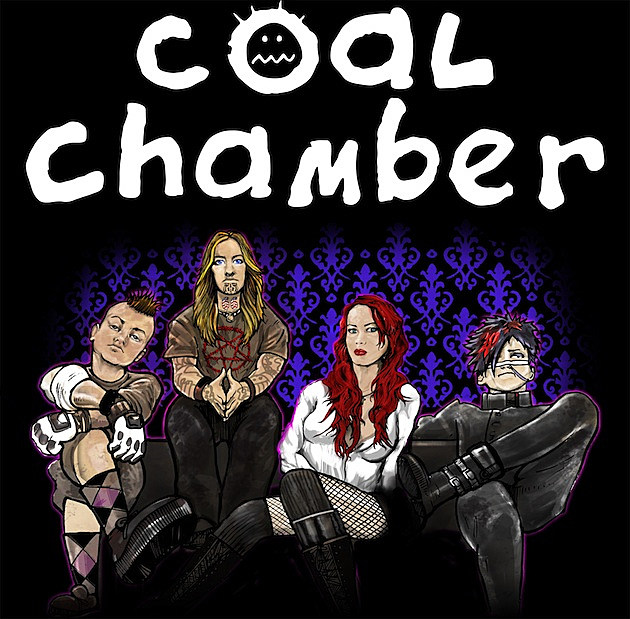 Coal Chamber Announce 2015 Tour With Filter More