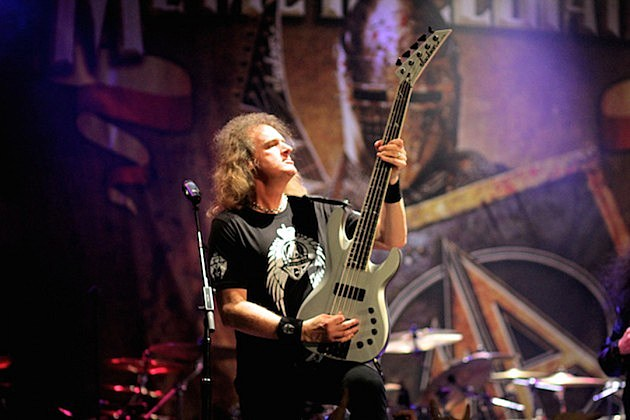 Metal Allegiance David Ellefson