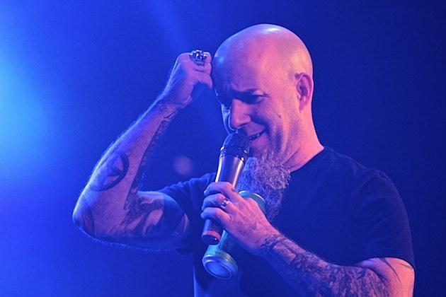 Metal Allegiance Scott Ian