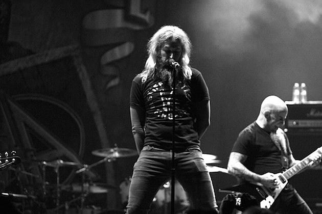 Metal Allegiance Troy Sanders Scott Ian