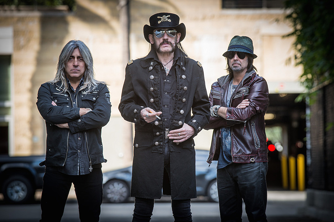 Rock and Roll Hall of Fame Add Phil Campbell + Mikkey Dee to Motorhead Nomination