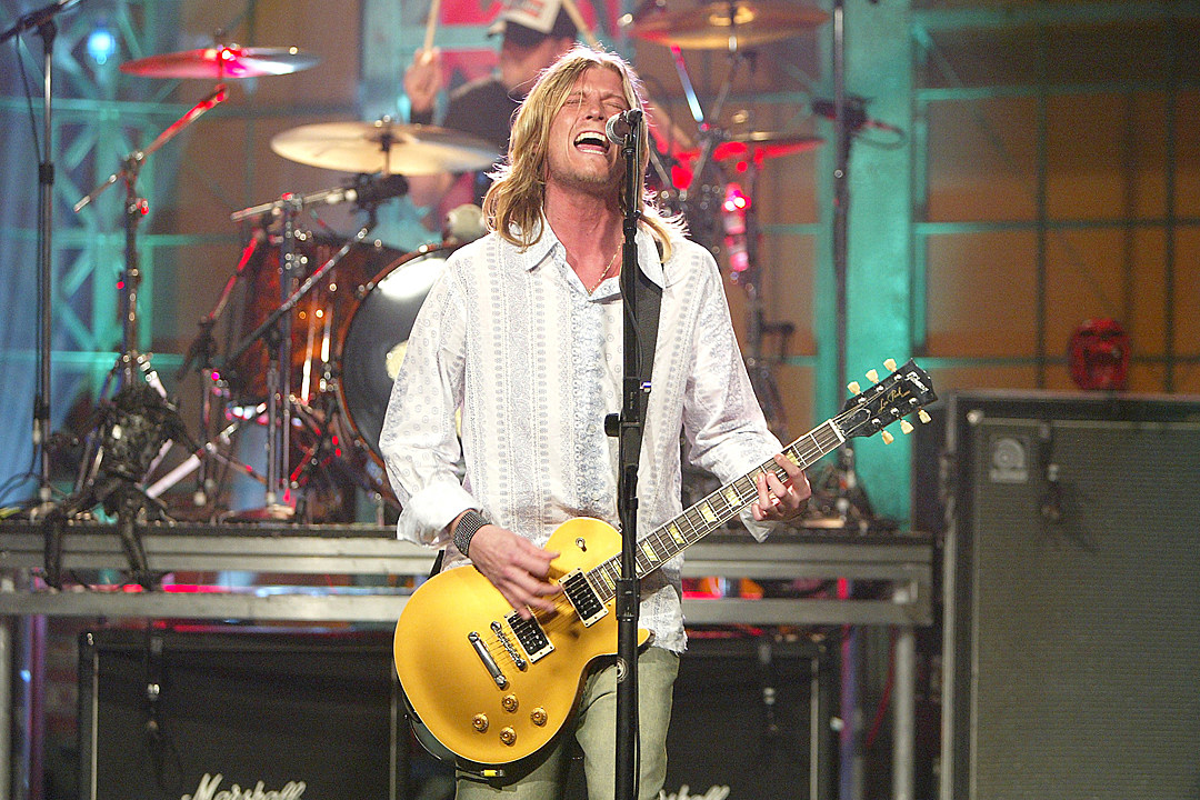 Puddle of Mudd's Wes Scantlin Gets Visit From Bomb Squad