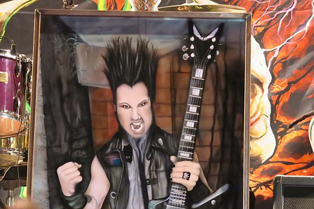Wayne Static Portrait