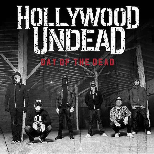 Hollywood Undead     Day of the Dead        Exclusive Album Art RevealHollywood Undead Wallpaper Notes From The Underground