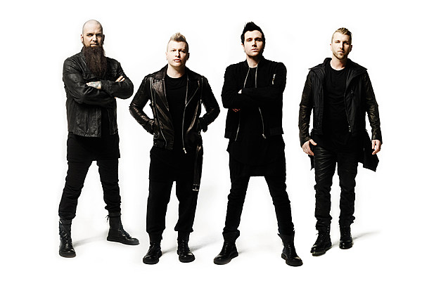 Drum drum tabs three days grace : Three Days Grace Cover 'You Don't Get Me High Anymore'