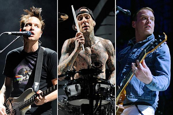 Blink-182 Play First Show With Alkaline Trio's Matt Skiba