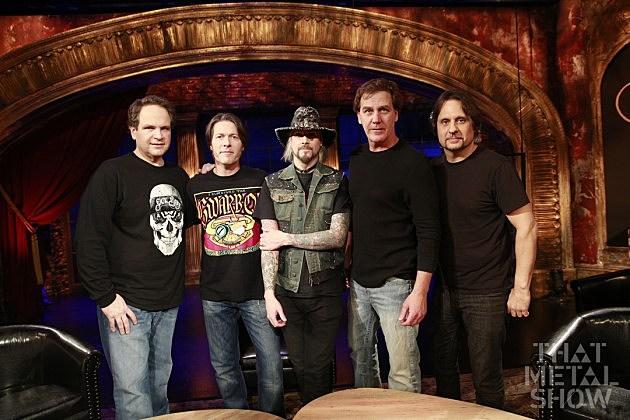 Dave Lombardo John 5 That Metal Show
