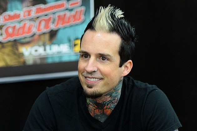 ... Death Punch's Jeremy Spencer Opening Laser Tattoo Removal Shop