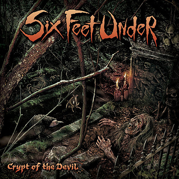 Six Feet Under Reveal Title + New Song From New Album