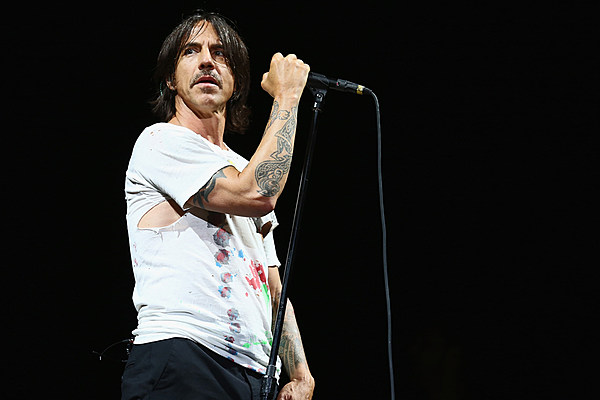 RHCP to Return to Stage, Anthony Kiedis Feeling Better