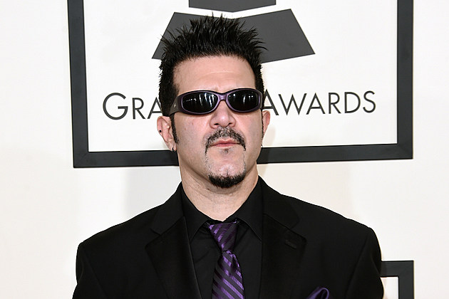 Charlie Benante of Anthrax