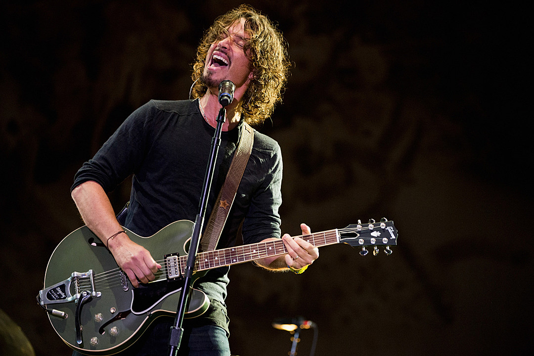 Chris Cornell (Soundgarden / Audioslave / Temple of the Dog)