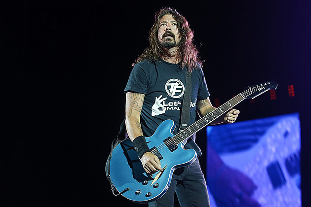 Dave Grohl (Foo Fighters / Nirvana / Them Crooked Vultures)