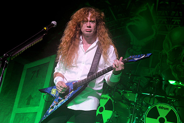 megadeth 39 s dave mustaine talks 39 dystopia 39 album 2016 tour. Black Bedroom Furniture Sets. Home Design Ideas