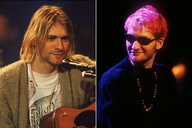 Kurt Cobain Layne Staley